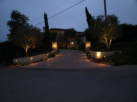 Outdoor Lighting Conejo Valley Fixtures