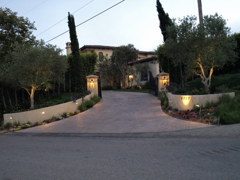 Outdoor Lighting Conejo Valley