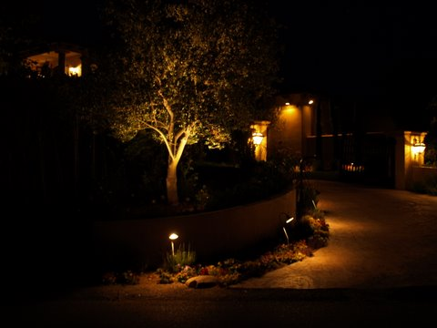 Outdoor Lighting Conejo Valley Landscape Lighting