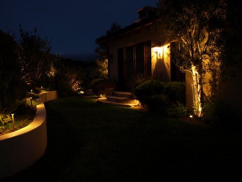 Outdoor Lighting Conejo Valley Landscape Lights
